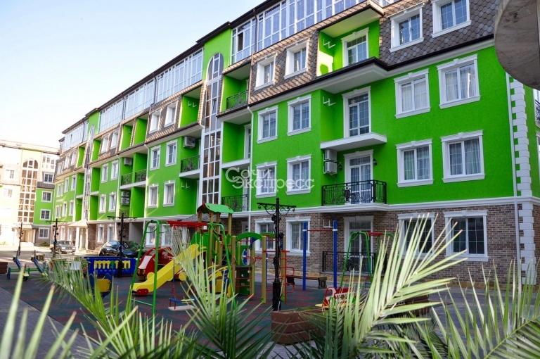 Суд отказал мэрии Сочи в сносе комплекса апарт-отелей