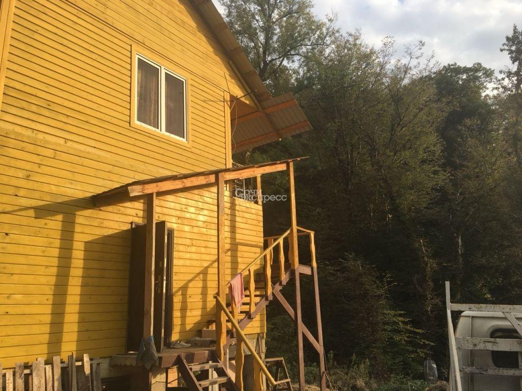 Дом 66м² на участке 4 сот