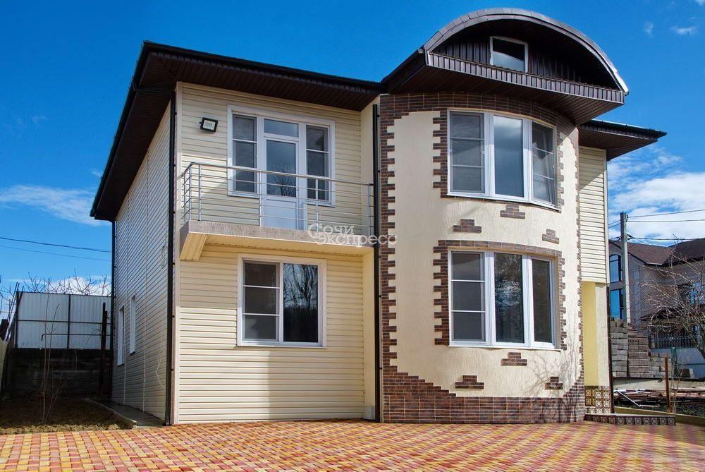 Дом 186м² на участке 6 сот