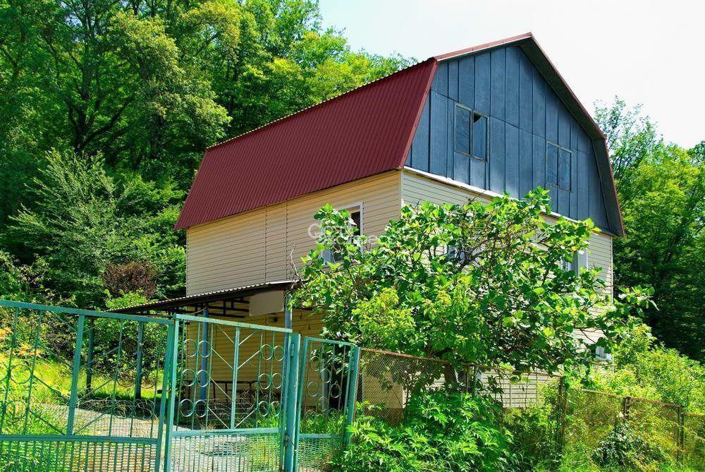 Дом 140м² на участке 9 сот