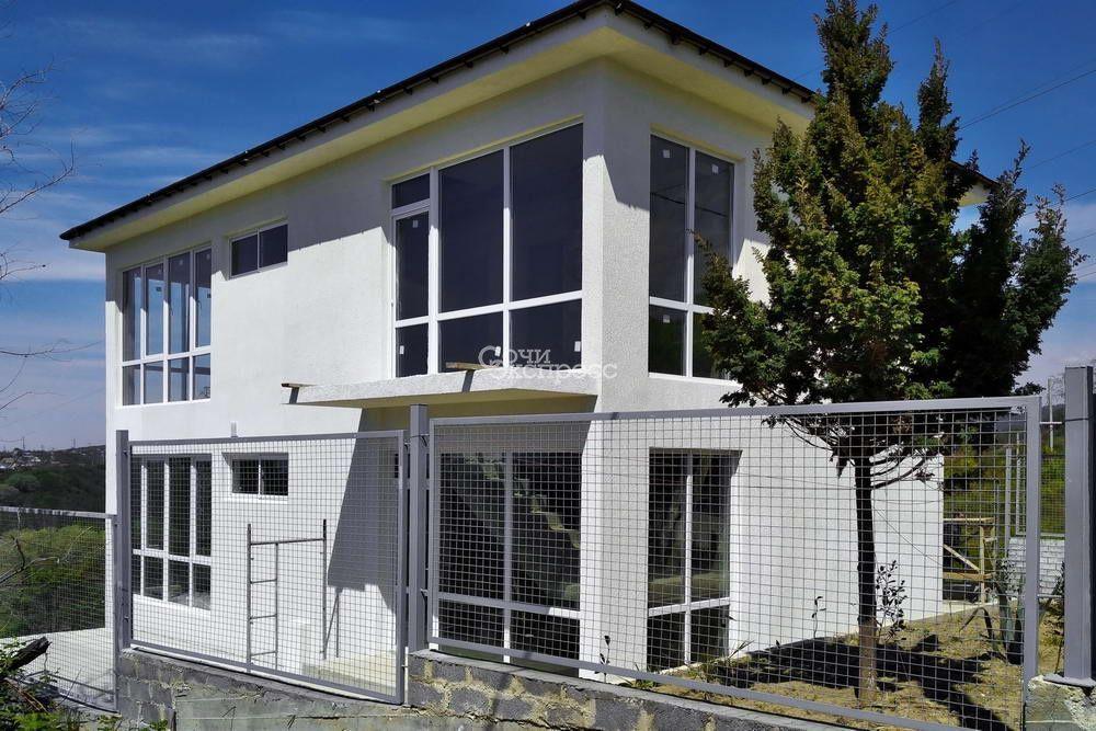 Дом 160м² на участке 4 сот