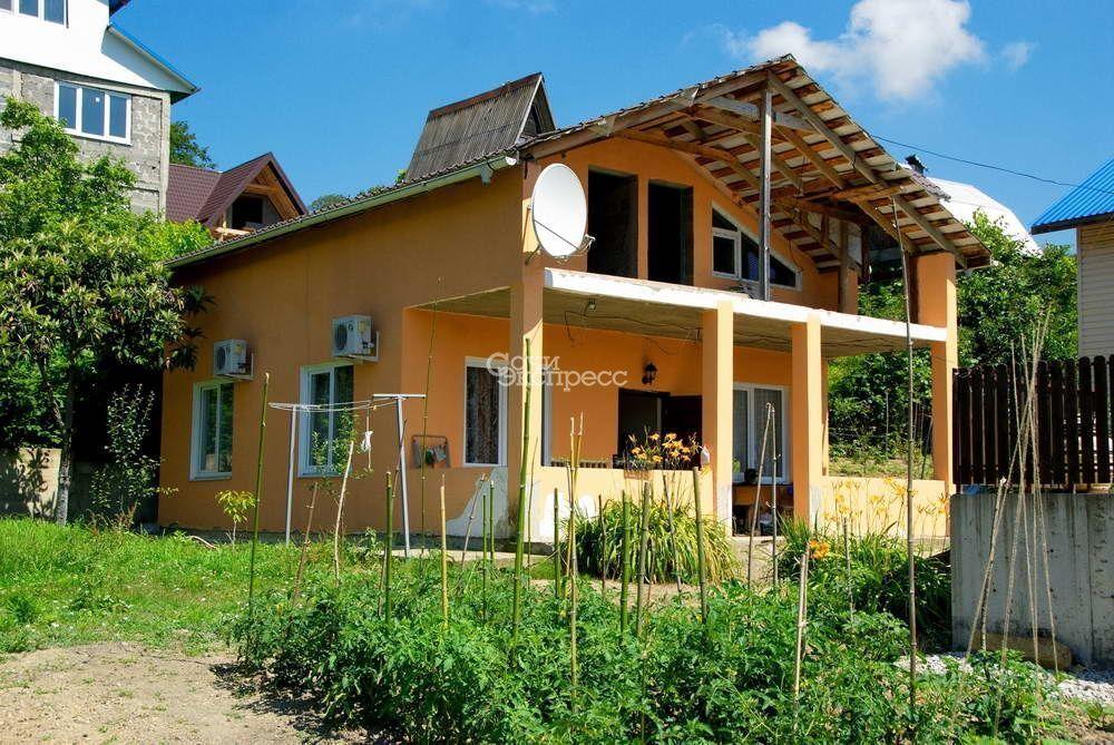 Дом 150м² на участке 4 сот