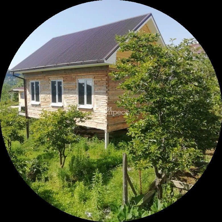 Дом 83м² на участке 6 сот