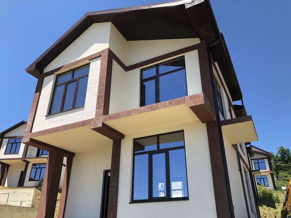 Дом 140м² на участке 2.6 сот