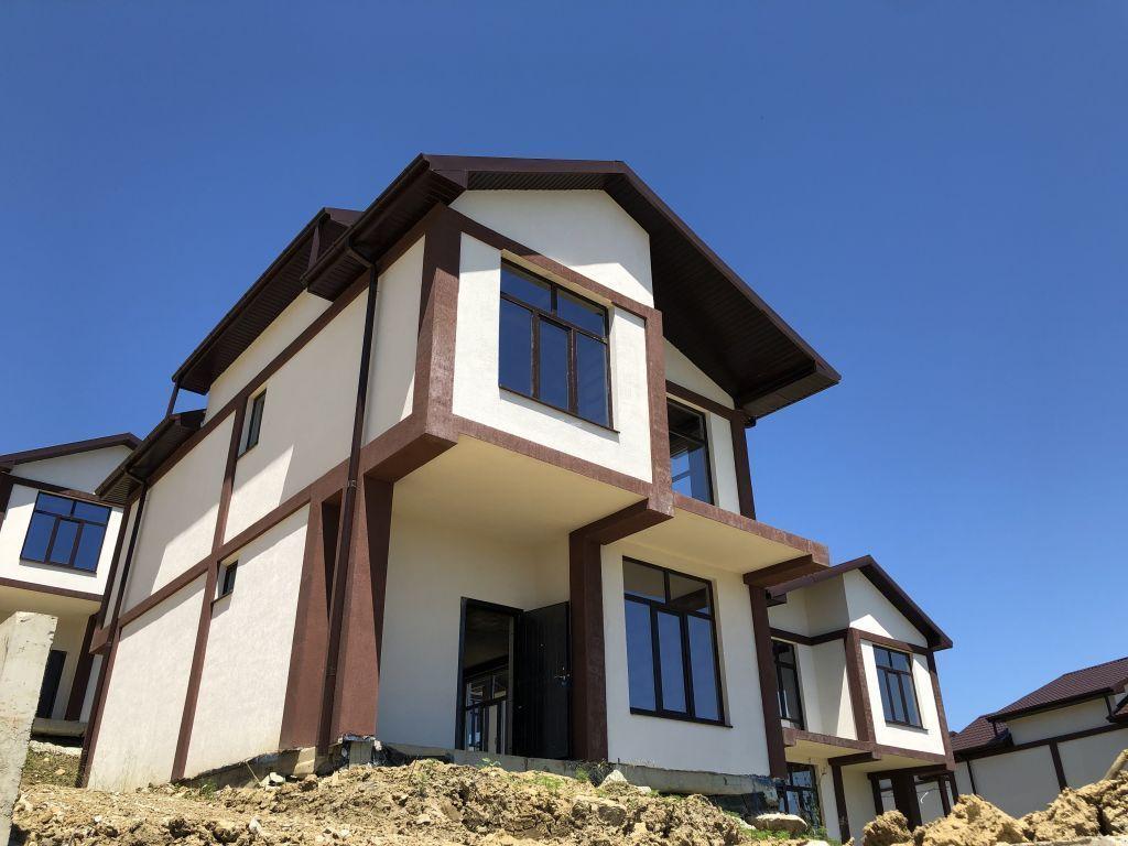 Дом 140м² на участке 2.35 сот