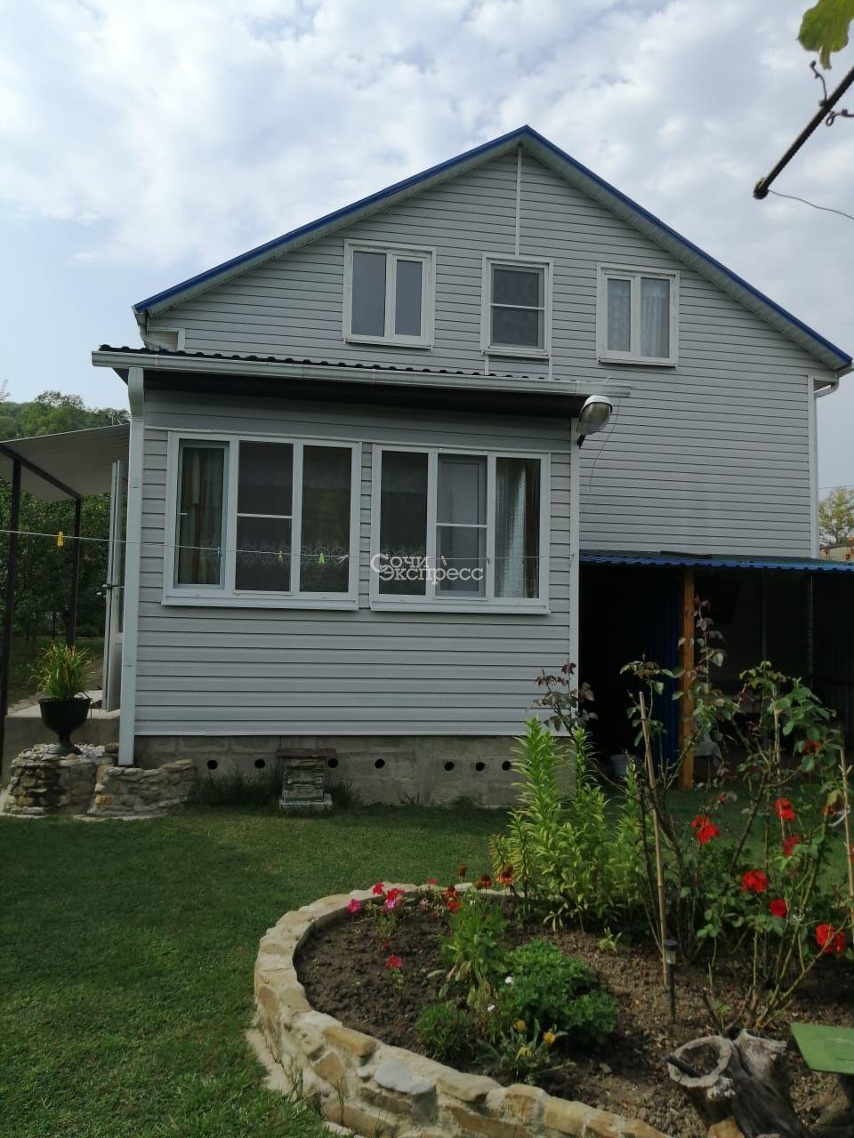 Дом 120м² на участке 6 сот