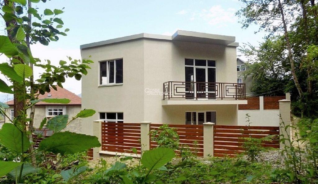 Дом 150м² на участке 5 сот