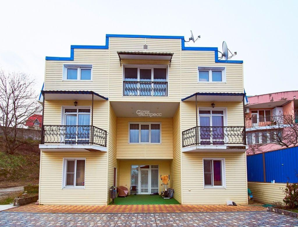 Дом 230м² на участке 6 сот