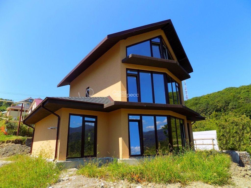 Дом 270м² на участке 6 сот