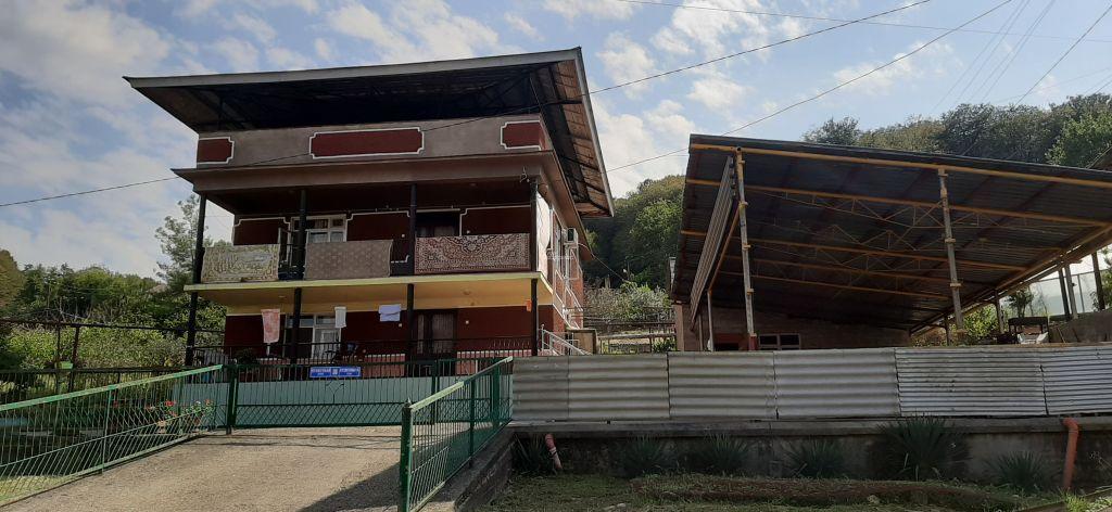 Дом 160м² на участке 18.5 сот