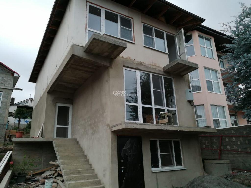 Дом 142м² на участке 3 сот