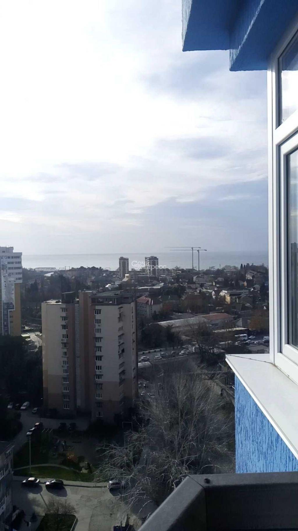 1-к квартира, 47м², 11/17 эт