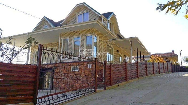 Дом 270м² на участке 3 сот