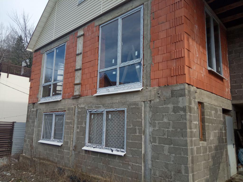 Дом 200м² на участке 4 сот