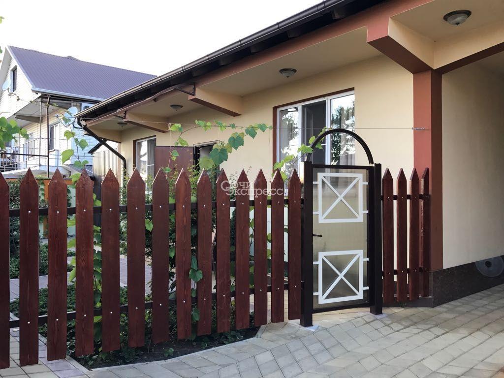 Дом 80м² на участке 7 сот