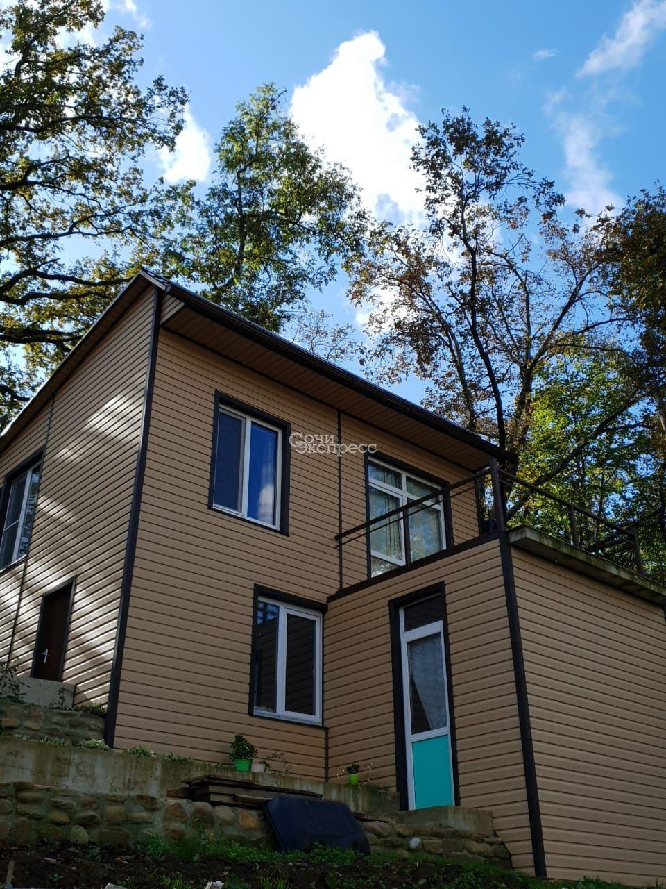 Дом 65м² на участке 6 сот