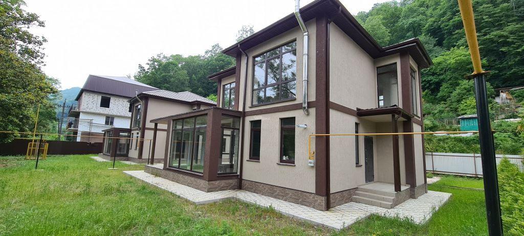 Дом 220м² на участке 7 сот