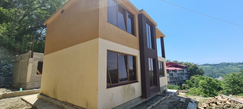 Дом 160м² на участке 3 сот