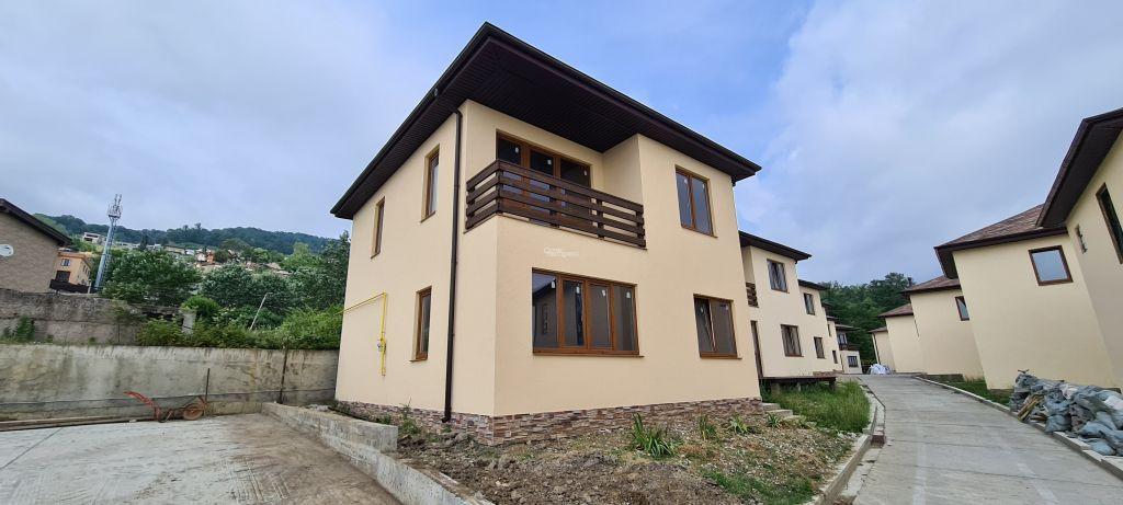 Дом 121м² на участке 3 сот