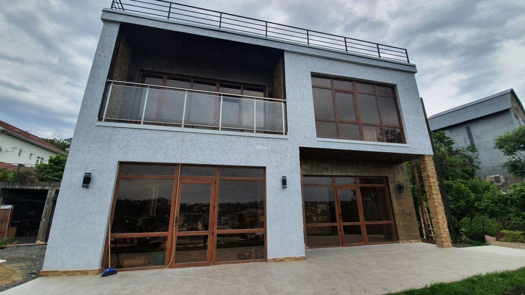 Дом 200м² на участке 3.5 сот