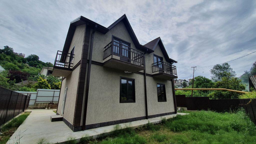 Дом 126м² на участке 6 сот