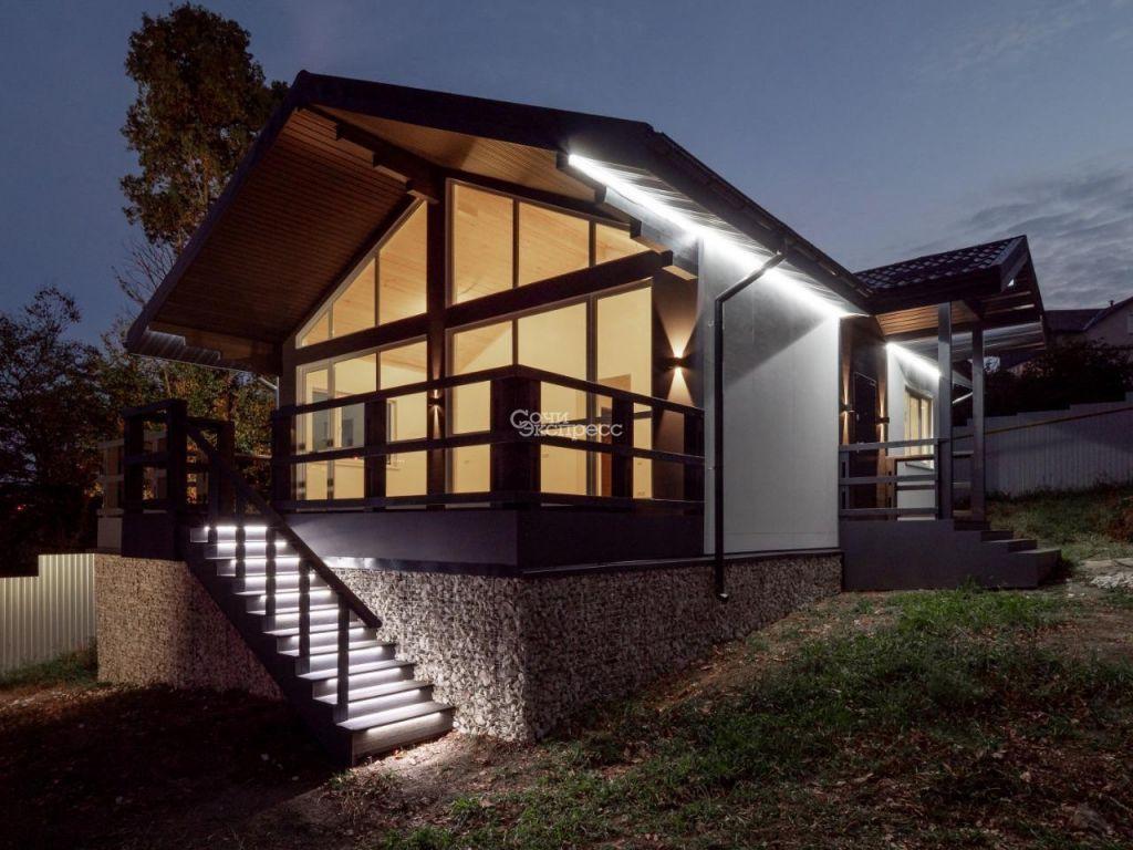 Дом 150м² на участке 6.5 сот